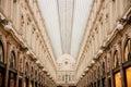 Royal Galleries of Saint Hubert in Bruxelles Royalty Free Stock Photo
