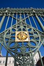 Royal gate Royalty Free Stock Photography