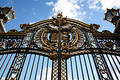 Royal Gate Royalty Free Stock Photo