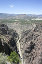 Royal Gorge bridge Stock Image