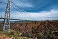 Royal Gorge Bridge, Colorado Royalty Free Stock Photo