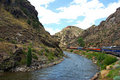 Royal Gorge Route Royalty Free Stock Photo