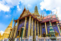 Royal Grand Palace in Bangkok, Asia Thailand Royalty Free Stock Photo