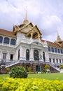 The Royal Grand Palace, Bangkok, Thailand Stock Images