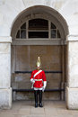 Royal guard in london uk june th a s horse s parade on th june Royalty Free Stock Images