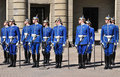 The Royal Guards Royalty Free Stock Images