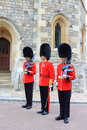 Royal Guards Royalty Free Stock Photos
