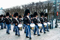 The Royal Guards Marching Band