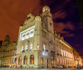 The Royal Insurance Building, a historic building in Liverpool Royalty Free Stock Photo