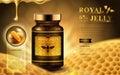 Royal jelly ad