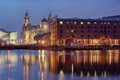 Royal Liver Building Royalty Free Stock Photo