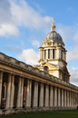 Royal Naval College, Greenwich, London Stock Image