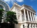 Royal Opera House Royalty Free Stock Photo