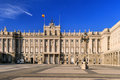 Royal Palace. Stock Photo