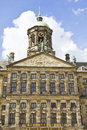The Royal Palace, Amsterdam Royalty Free Stock Images