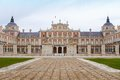 Royal palace of aranjuez the is a residence the king spain located in the town madrid spain the s Stock Photo