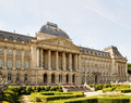 The Royal Palace, Brussels, Belgium Royalty Free Stock Photography