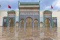 Royal Palace Fes, Morocco Royalty Free Stock Photo