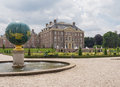 Royal palace het loo in the netherlands apeldoorn june view on with visitors gardens on june which houses a museum was built Stock Photo