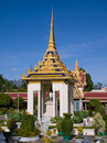 The Royal Palace in Phnom Penh, Cambodia Royalty Free Stock Photos