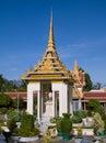 The Royal Palace in Phnom Penh, Cambodia Royalty Free Stock Photos