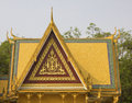 Royal palace phnom penh camboja Fotos de Stock