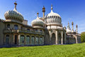 The Royal Pavilion, Brighton Royalty Free Stock Photo