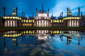 The Royal Pavilion in Brighton, England Royalty Free Stock Photo