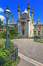 The royal pavilion in brighton england united kingdom uk Stock Images