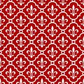 Royal red background Royalty Free Stock Photography