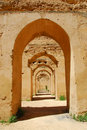 Royal Stables, MEKNES Royalty Free Stock Photos