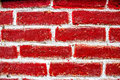 Royalty free stock photo brick wall texture abstract background with new horizontal Royalty Free Stock Photos