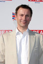 Rt. Hon. Jeremy Hunt, UK Secretary of State for Culture, Olympic arrives at the GREAT British Film Reception Royalty Free Stock Photo