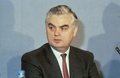 Rt.Hon. Norman Lamont Stock Photo