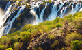 Ruacana Falls Stock Photography