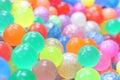 Rubber Balls Royalty Free Stock Photo