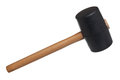 Rubber mallet Royalty Free Stock Photo