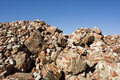 Rubble Royalty Free Stock Photography