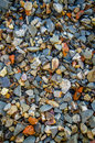 Rubble background an abstract texture of colored construction Royalty Free Stock Photo