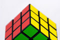 Rubik 's cube Royalty Free Stock Photo