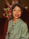 Ruby dee stage screen and television actress and civil rights activist is pictured here at the drury lane east theater in chicago Stock Photo