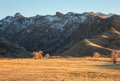 Ruby Mountains, Elko County Nevada Royalty Free Stock Photo