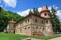 Rudi womens kloster kloster in moldau Stockfotografie