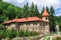 Rudi womens kloster kloster in moldau Lizenzfreie Stockfotos
