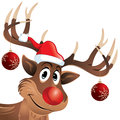 Rudolph The Reindeer Red Nose ...