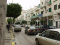 Rues de Tripoli Photos stock
