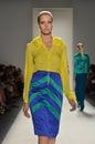 Ruffian - New York Fashion Week Stock Photos
