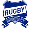 Rugby champions shield Stock Image