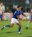 Rugby test match Italy vs Samoa; Lemi Royalty Free Stock Photos