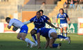 Rugby test match Italy vs Samoa; Tuilagi Stock Photo